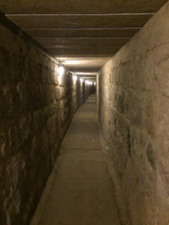 Gordion: Midas Tümülüsü girişi ve tüneli