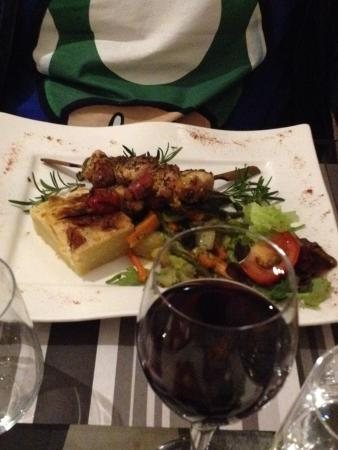 Restaurant Cheval Blanc Chateau Landon