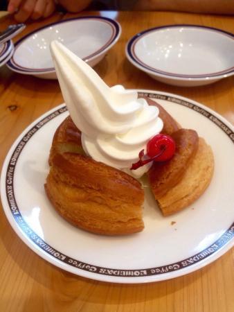 Komeda Coffee Aeon Mall Wakayama
