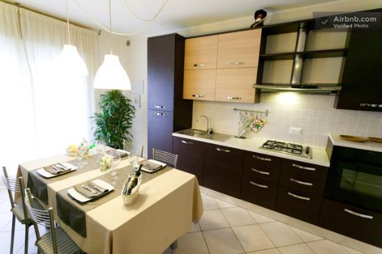 Abano Terme, İtalya: Appartamento 101 Residence verbena