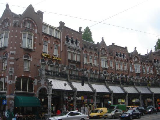 Hotel Di-Ann: Помпезный вид