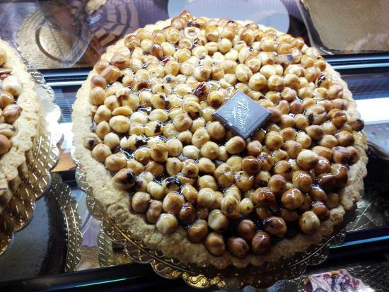 Battipaglia, อิตาลี: crostata cacao nocciole