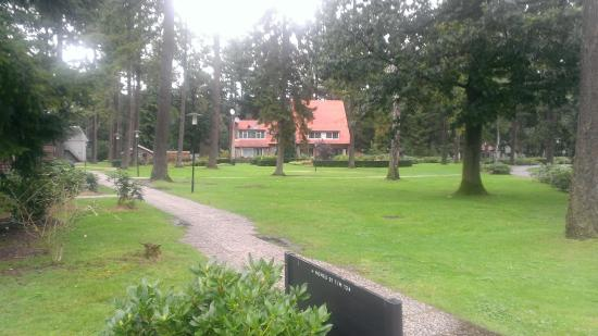 Princess Hotel Victoria: Park
