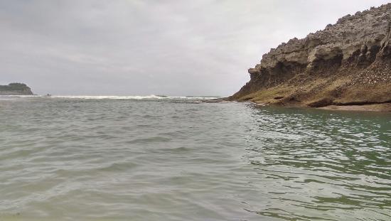Isla, Ισπανία: Playa de Candado