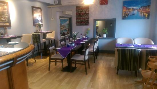 Fouzis after the decoration. - Picture of Fouzi\'s Cafe Bar ...