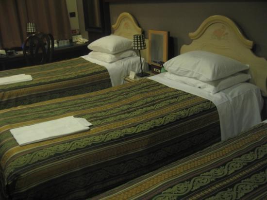 Gasthof Hotel: 部屋