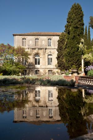 Jardins de l 39 abbaye saint andr villeneuve lez avignon Entretien jardin villeneuve les avignon