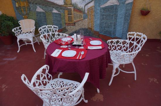 Casa Noemi y Otto: Unser Dinner