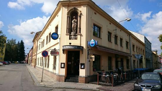 Prerov, Tjeckien: Entrance, U Madony