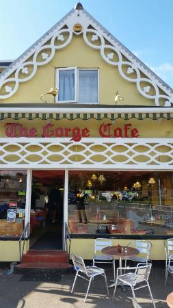 ‪The Gorge Cafe‬