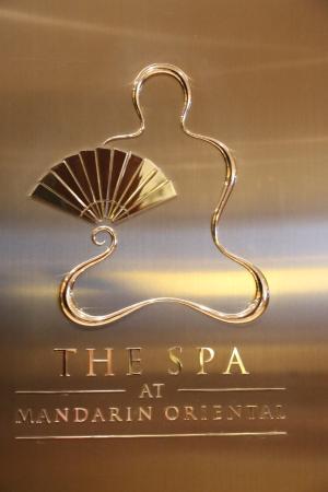 The Spa at Mandarin Oriental, Macau: 文華東方水療中心