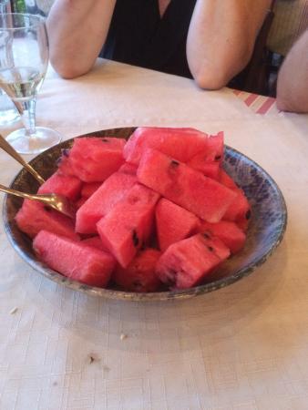 Marathias, Yunani: melon