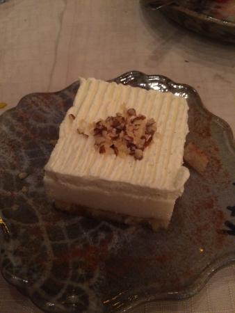 Marathias, Yunani: dessert