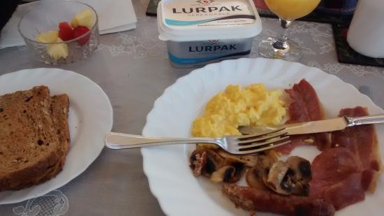 Balciuin B&B: the best breakfast ever