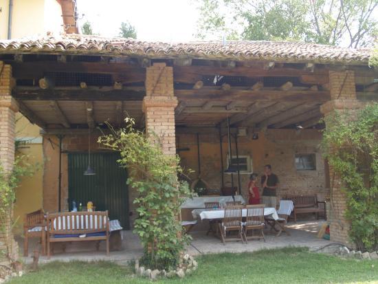 Terrasse Casa Delser