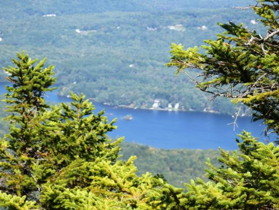 Mount Kearsarge: view