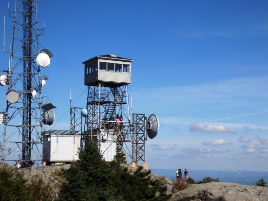 Mount Kearsarge: Fire Tower