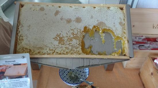 Hotel Ermitage: Fresh Honey