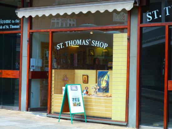 ‪St Thomas' Shop‬
