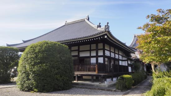 Kitashinkyoji Temple