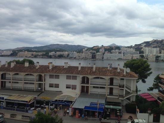 Hotel playa santa ponsa bild von hotel playa santa ponsa for Aparthotel d or jardin de playa santa ponsa