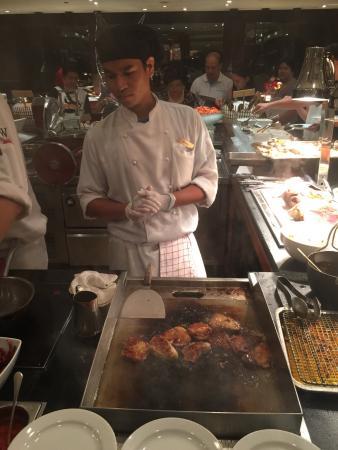 Tsu Japanese Restaurant - at the JW Marriott Hotel Bangkok Photo