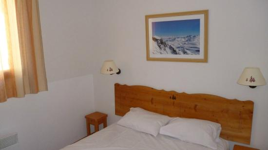 Le Hameau du Puy : une chambre