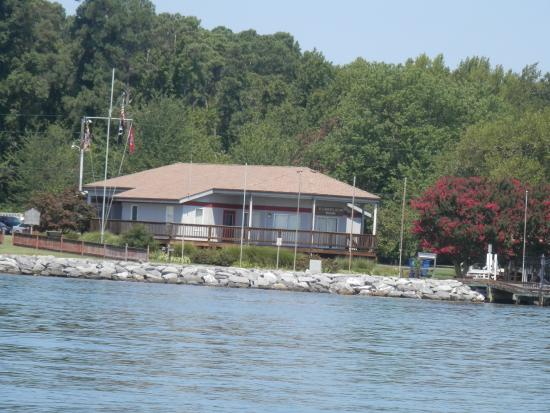 St. Clement's Island Museum