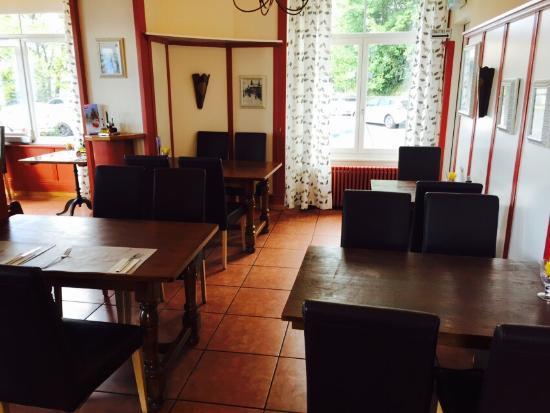 Caux, İsviçre: Hotel Buffet De La Gare