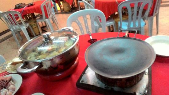 Restoran HZT Steamboat Buffet