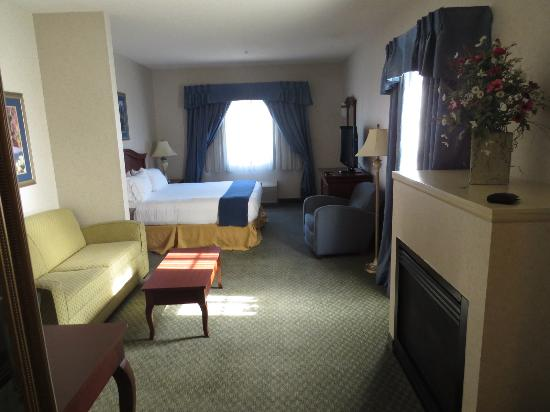 Holiday Inn Express Hotel & Suites Boston-Marlboro: Room