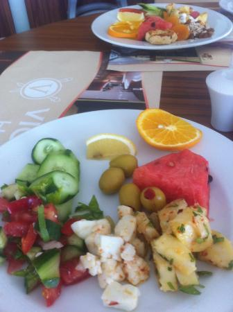Victory Hotel And Spa : avant repas