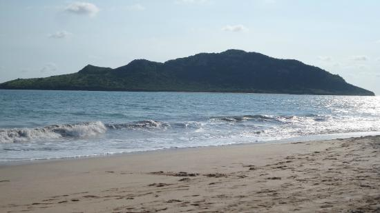 Playa Las Gaviotas: Bonita praia