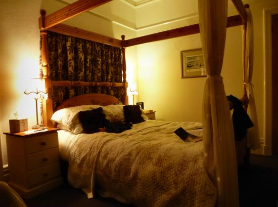 Chestnuts Guest House: Ground Floor bedroom