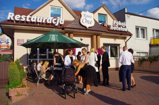 Restauracja & Pokoje Hotelowe Route One