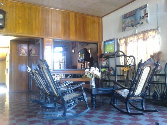 Hospedaje Cocibolca: Hotel Lobby