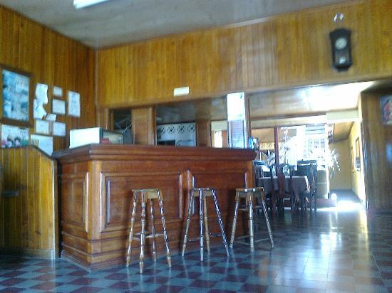 Hospedaje Cocibolca: Hotel Reception