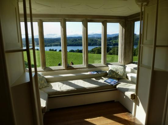 Bowness-on-Windermere, UK: View from the White Room