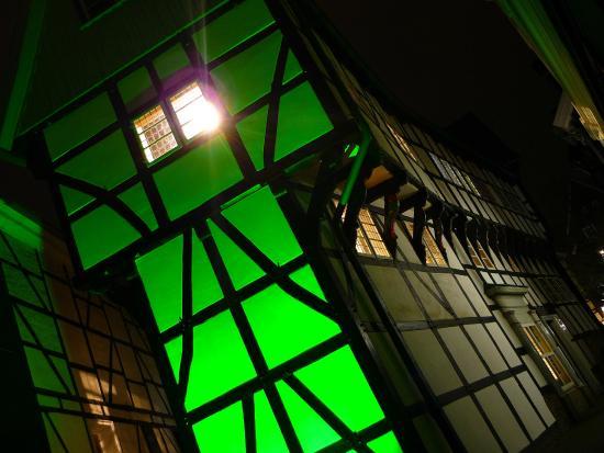 Hattingen, Allemagne : Das Museum im Bügeleisenhaus