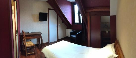 Le Thillay, Francia: Chambre Single