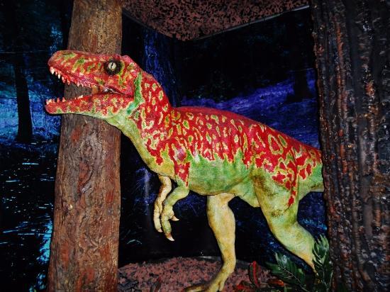 Dinosaur World Blackpool
