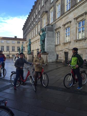 Bike Copenhagen With Mike