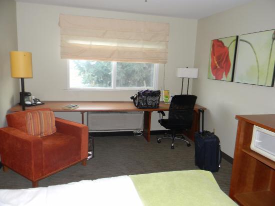 La Quinta Inn & Suites Helena: Work area