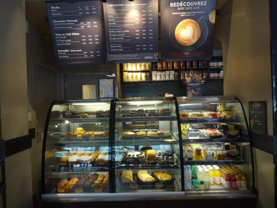 Starbucks Coffee Hotel De Ville