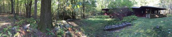 Acme, Pensilvania: A panoramic view