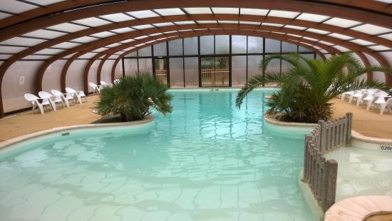 Lovely Camping An Trest: Indoor Pool
