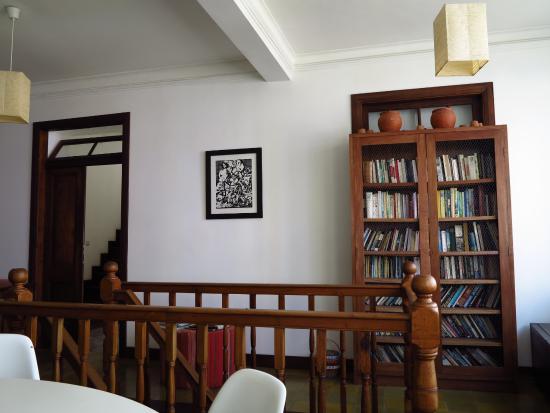 Casa Cafe Mindelo: Interior