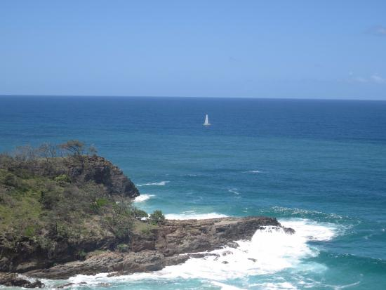 Noosa, Australien: Awesome view