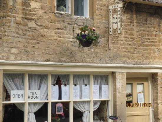 The William Morris : William Morris Tea Room