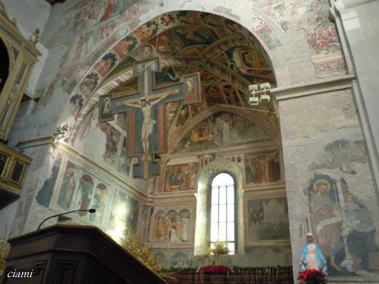 Church of St. Augustine (Sant'Agostino): サンタゴスティーノ教会